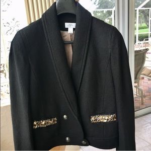 ⭐️New⭐️ Anne Taylor Double Breasted Coat